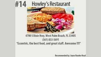 Click here to view this restaurant's website.