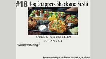 Click here to visit Hog Snappers' website.
