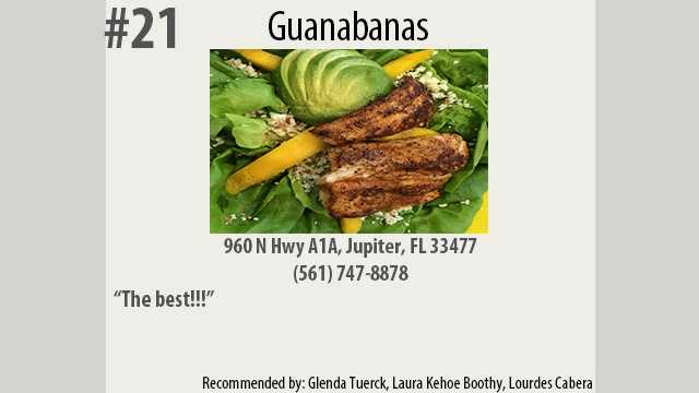 Click here to visit Guanabanas' website.