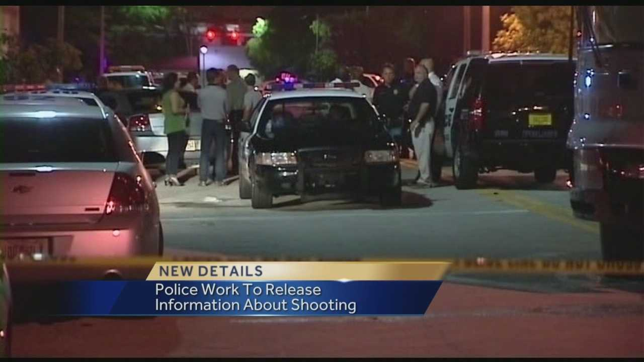 Police work to release information about shooting