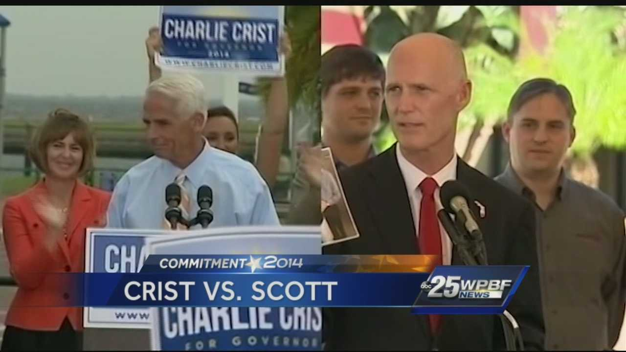 WPBF's Paul LaGrone recaps the 2014 Florida Primary, the final results and voter turnout across the state.