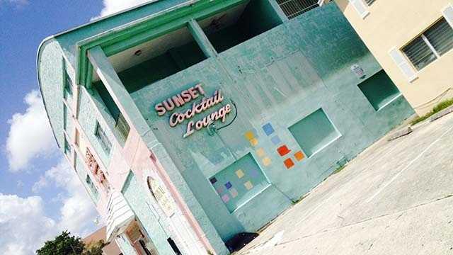 Historic Sunset Lounge