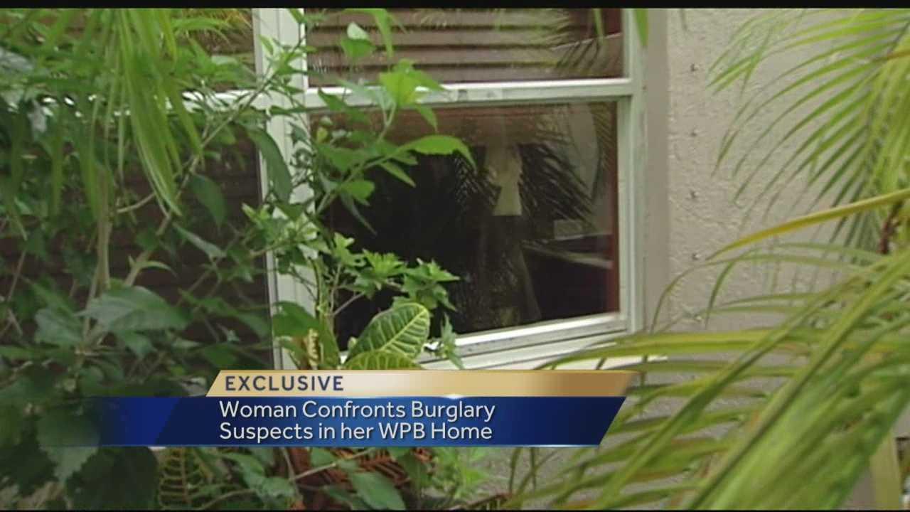 Teens accused of breaking into home of sleeping woman