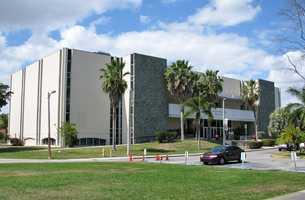 3. Barry University - $33,897