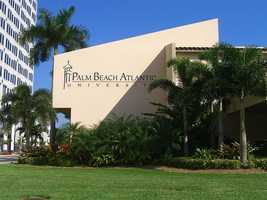 12. Palm Beach Atlantic University - $28,520