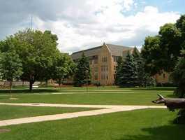 17. Saint Thomas University: $36,570
