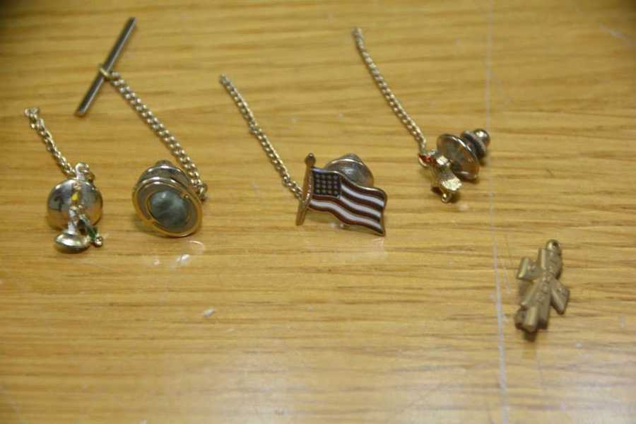 If you believe any of these items belong to you, call Det. Joseph at 561-742-6127 or Det. Zavattaro at 561-742-6135.