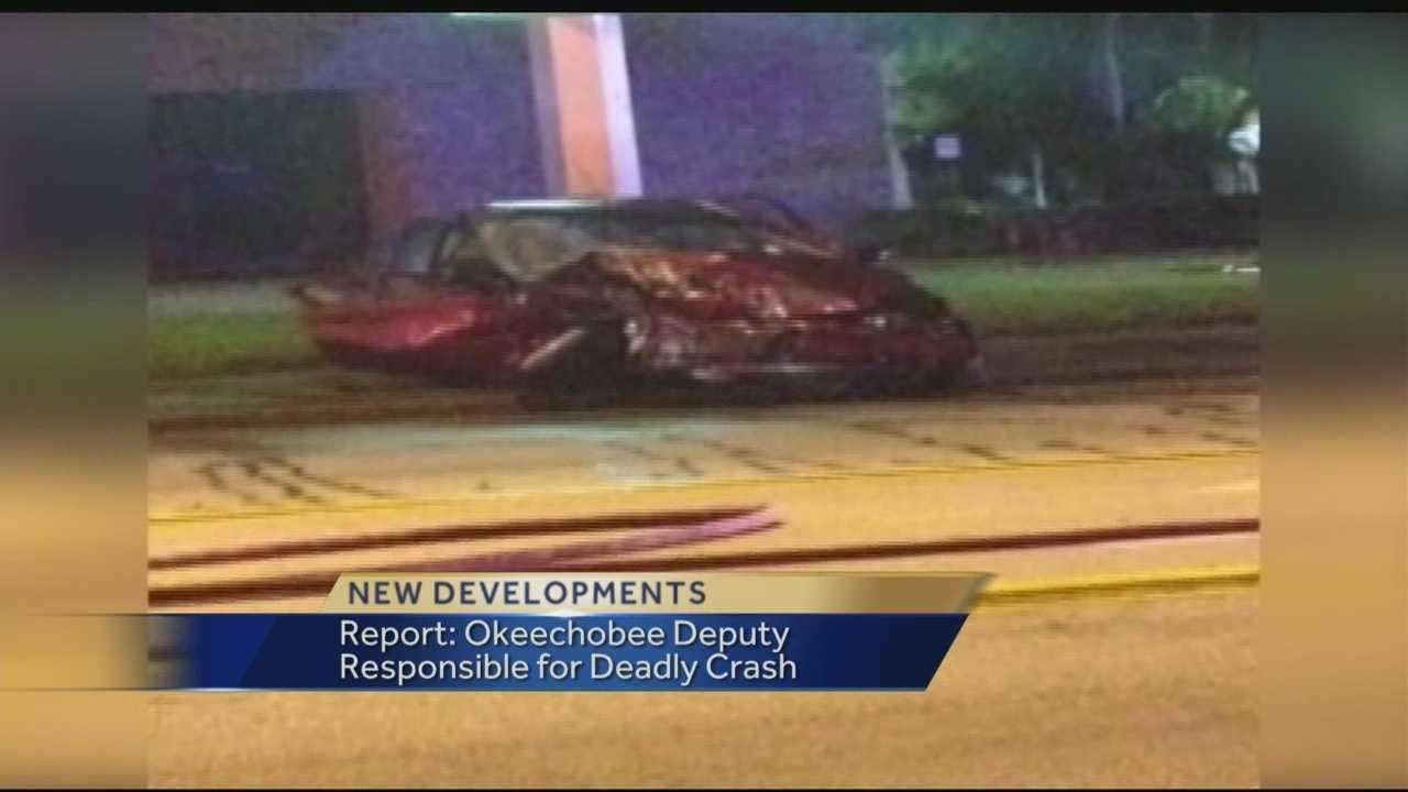 Deputy-involved crash