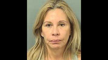 Maria Consuela Alarcon is facing charges of fraud and larceny according to Boca Raton police.