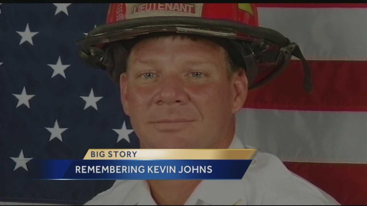 Lt. Kevin Johns