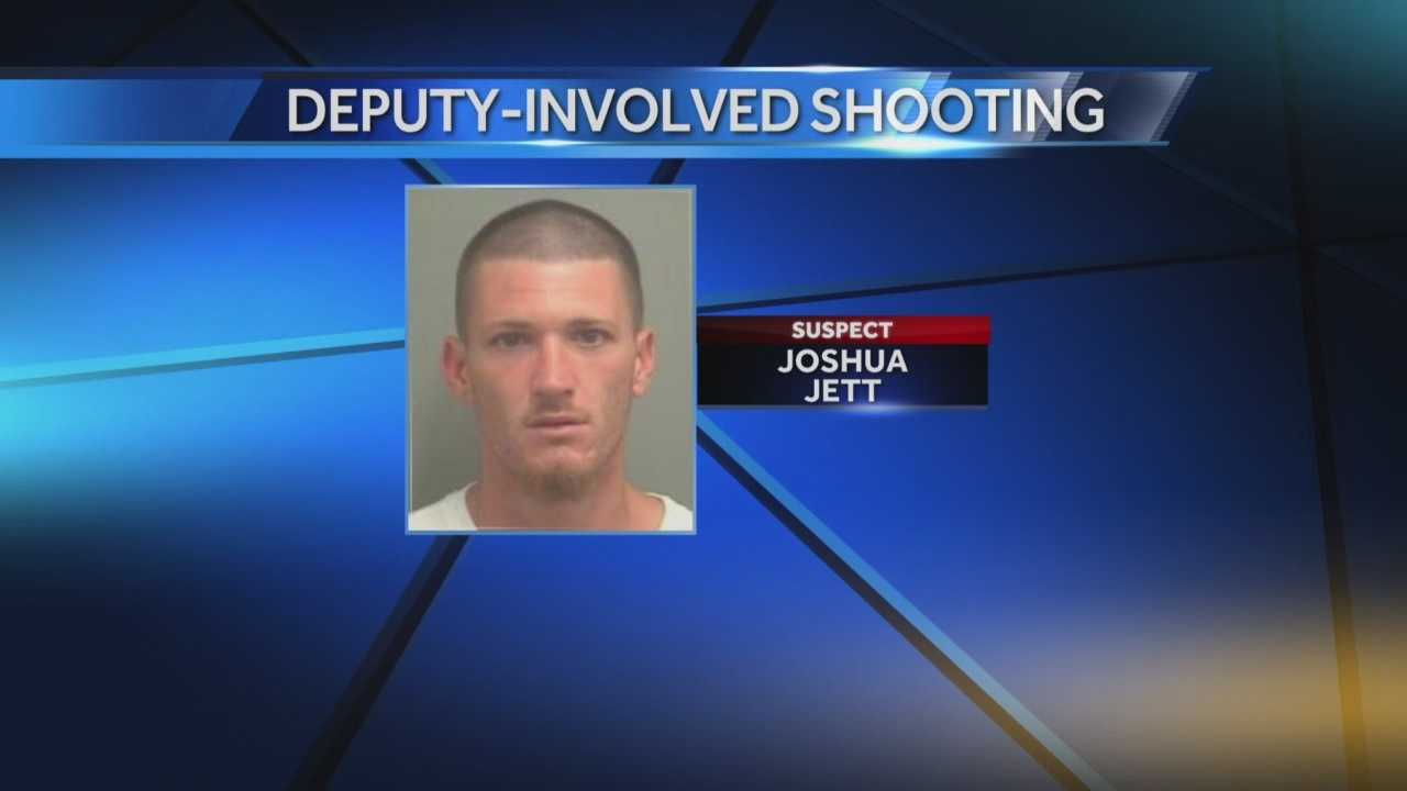 A Palm Beach County Sheriff's deputy shot the driver of a car during a traffic stop early Friday morning, a spokeswoman confirmed. It happened shortly after 2 a.m. along Westgate Avenue near Donnell Road.The suspect's name was released -- reporter Chris McGrath has the latest.