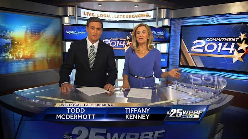 Tuesday as the results come in, trust WPBF 25's award winning Commitment 2014 coverage, with live team coverage across Florida and around the country. Plus, our exclusive political insiders Adam Hasner and Ron Klein break down heated local races.