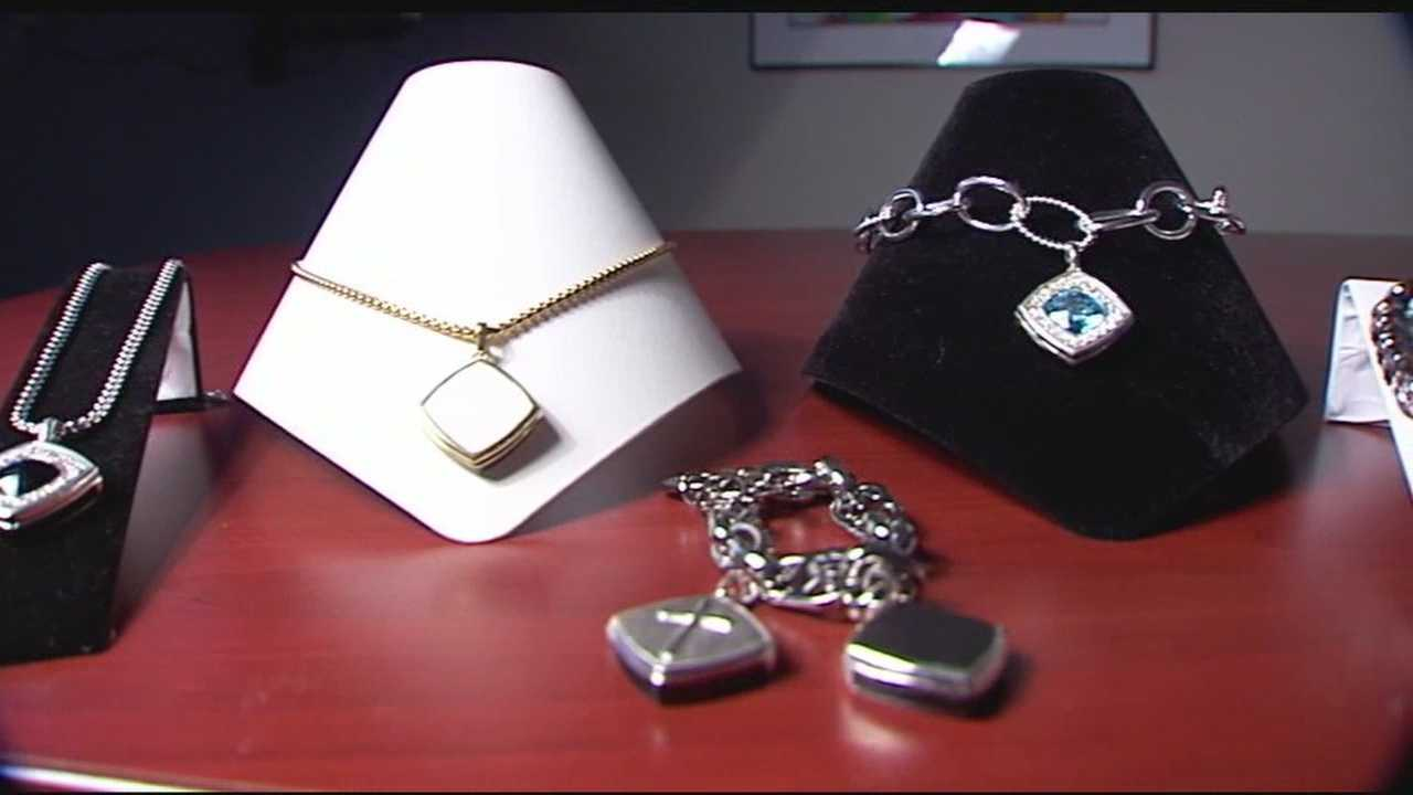 Jewelry could be lifesaver