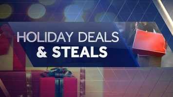 Shop smarter this holiday season. Check out these special offers before they expire!
