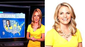 "WPBF 25 Anchor/Reporter Tory Dunnan's favorite things:""A yellow dress that's been dubbed ""old yeller"" because I wear it too much."""