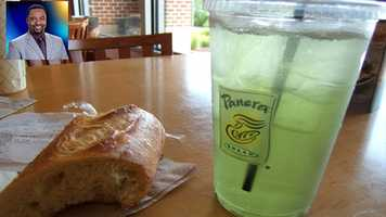 WPBF 25 Reporter Ted White's favorite things:Chilled Green Tea from Panera Bread