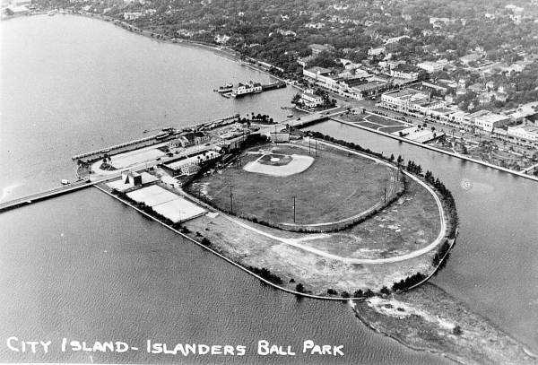 City Island Ball Park, renamed Jackie Robinson Ball Park in 1990, was built circa 1915. Daytona Beach was the first city in Florida that allowed Robinson to play during spring training in 1946.