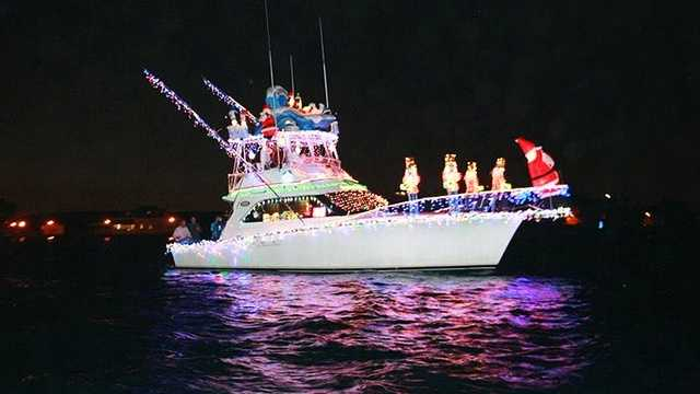 Photo courtesy of PalmBeachBoatParade.org