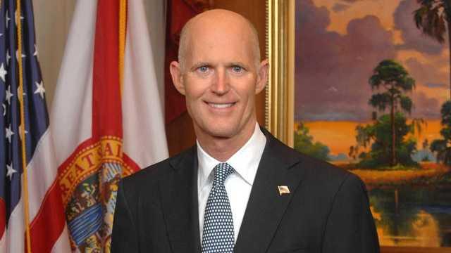 Florida Governor RickScott.
