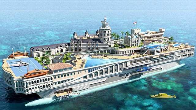 Street of Monaco- Price undisclosed