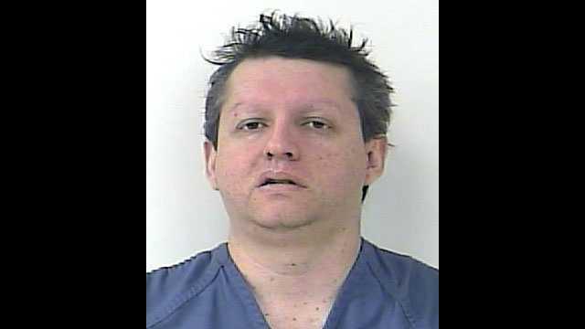 Allan Sormani, possession of prescription drugs without prescription.
