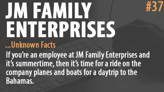 Click here to visit JM Family Enterprises' website.