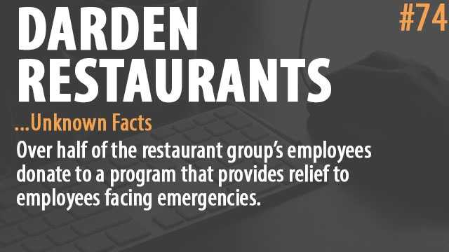 Click here to visit Darden Restaurants' website.