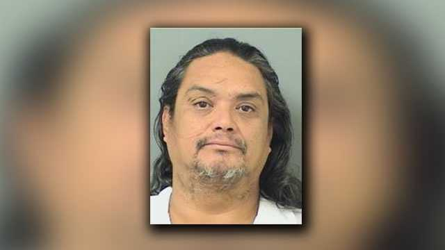 Reimundo Suarez, 46, has been arrested and charged in connection with a home invasion in West Palm Beach.