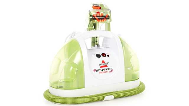 Bissell Little Green Portable Deep Cleaner 1400 Series