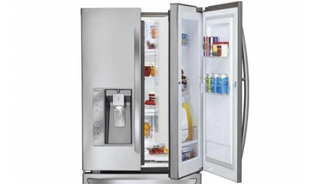 LG Refrigerator- LG #LFX31925