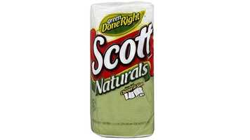 Scott Naturals Towels