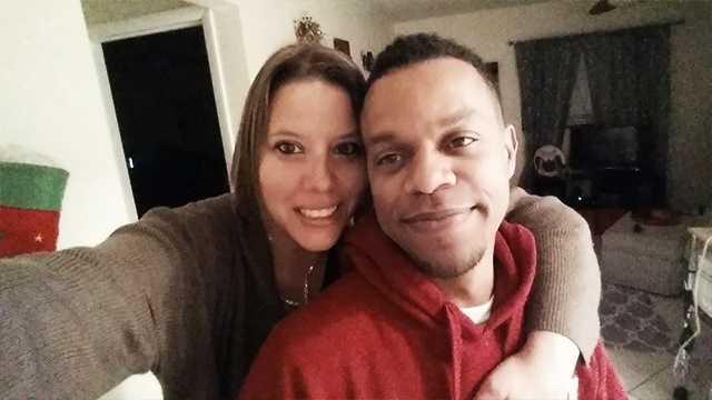 Chris and Dena
