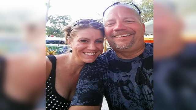 Bryan Gifford with Hannah Gifford.