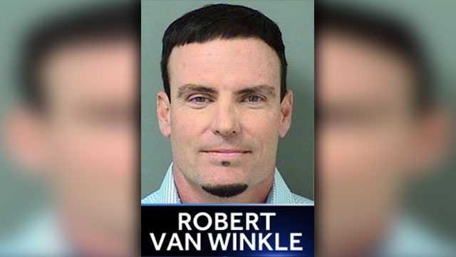 Robert Van Winkle.