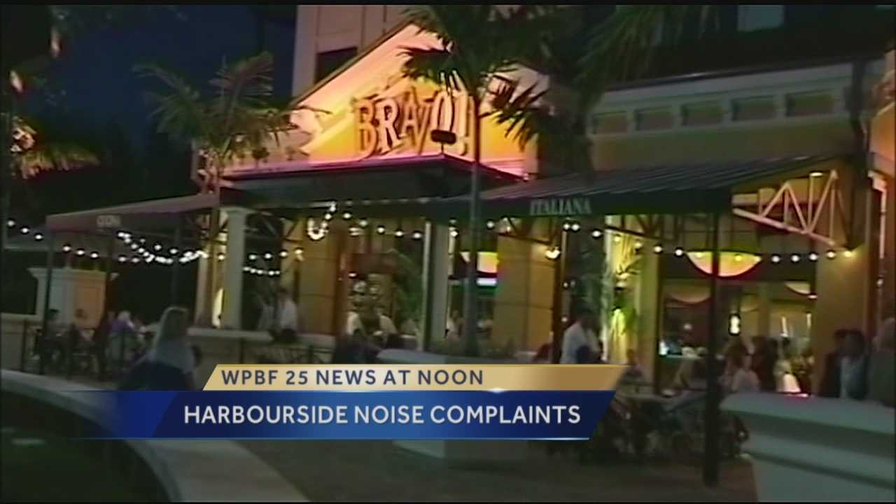 A special magistrate fined Harbourside $18,000 Wednesday for violating special events permits in the town of Jupiter. The town said Harbourside violated three permits for outdoor concerts in the past two months, once in January and twice in February.