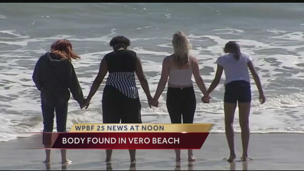 Officials believe a body that washed up on shore Monday is the body of a 17-year-old swimmer who went missing over the weekend during rough surf.