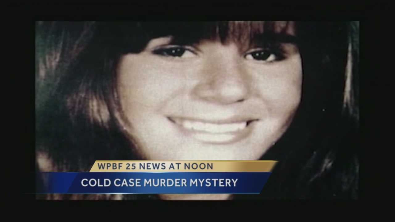 The Palm Beach County Sheriff's Office is doing its part in keeping the cold case murder of Rachel Hurley alive. The teenager's family is also holding onto hope that the killer will be brought to justice. Hurley was just 14-years-old at the time of her murder in 1990. She was found sexually assaulted and strangled near Carlin Park in Jupiter. Ted White reports.