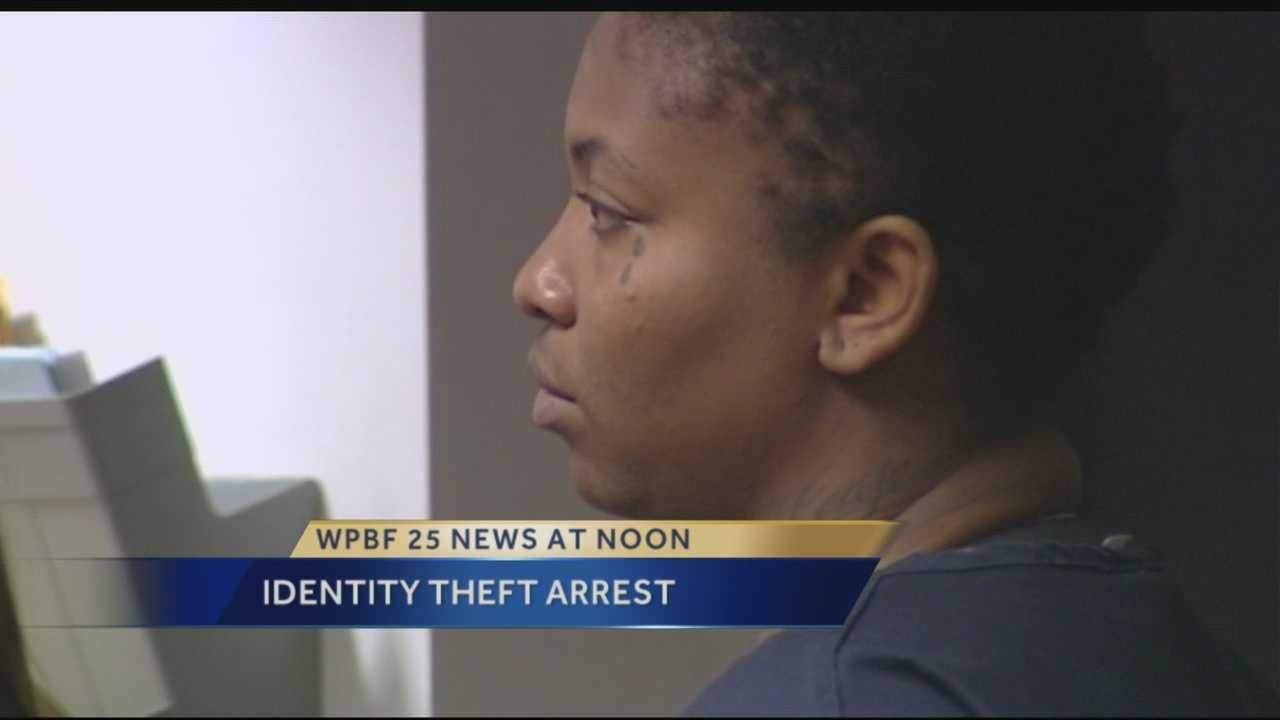 A West Palm Beach woman accused of identity theft was arrested and appeared before a judge Thursday morning. Rikita Heath faces organized scheme to defraud, passing a forged check, uttering a forged check and possession of counterfeit payment instrument.