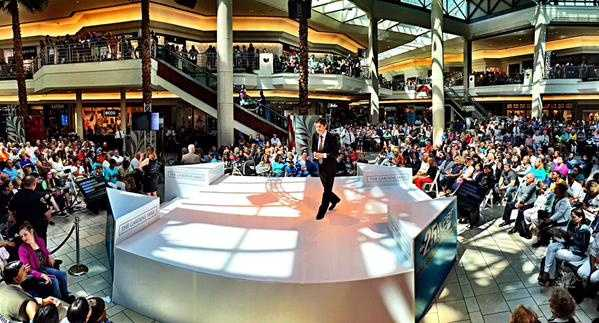 America's Doctor brought the excitement of The Dr. Oz Show to The Gardens Mall during the WPBF 25 Health & Wellness Festival 2015 on Saturday! Check out just some of the photos posted to Twitter, Instagram and Facebook using #DrOzFest!Photo via @KSinicki: @DrOz Holding court at the WPBF 25 Health & Wellness Festival! @WPBF25News #DrOzFest