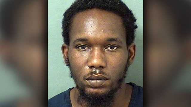 Jean Philippe Oczeus, 24, has been arrested for first degree murder, according to the Palm Beach County Sheriff's Office.