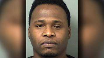 Joshua Mesadieu has been charged with aggravated assault and carrying a concealed firearm.
