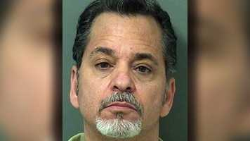 Ivan Levy, 55, of Boynton Beach, has been arrested on nine counts of fraud.