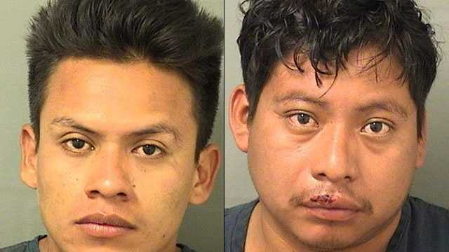 Erbin Miranda-Hernandez and Guillermo Alonso are facing charges of 1st degree murder.