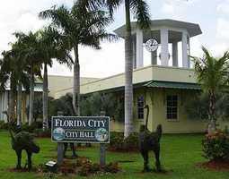 4. Florida CityPopulation:42,350Unemployment rate:6.6%Median income:$27,719Crime index:Worst 10%