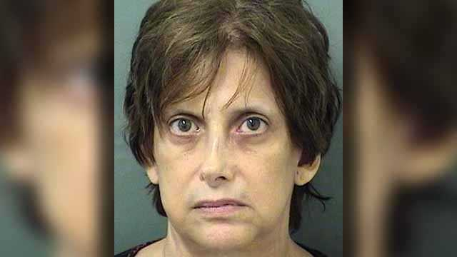 Lynn Averill of Highland Beach faces a long list of charges, including eight counts of manslaughter.