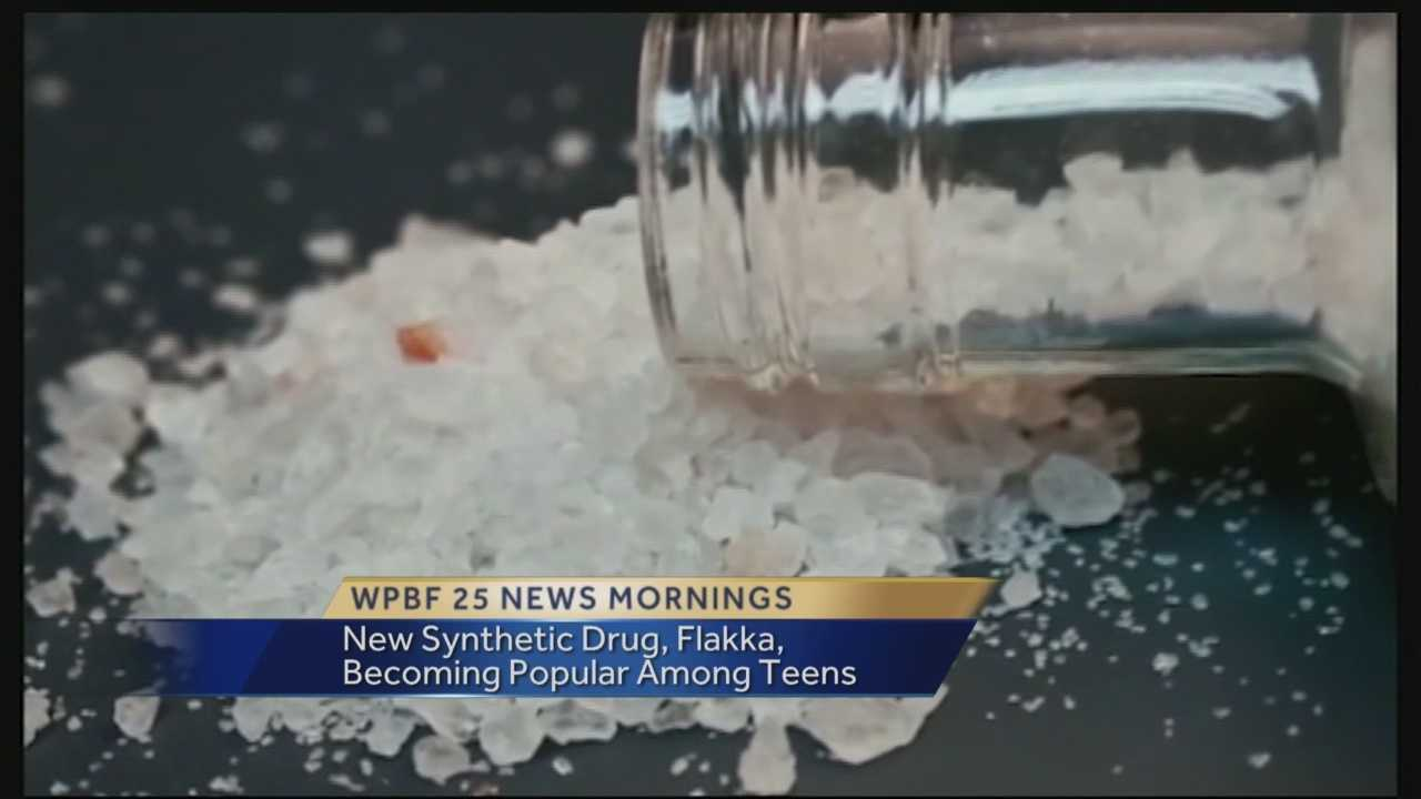 "The attorney general's office is trying to make parents aware of a new synthetic drug called ""Flakka."" It's become popular right here in South Florida."