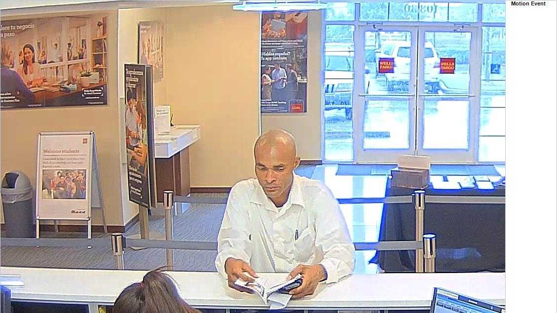 The man in this photo was accused of robbing a bank in  St. Lucie County on Wednesday. Investigators confirm he was shot and killed on Thursday by a Broward County Sheriff deputy.