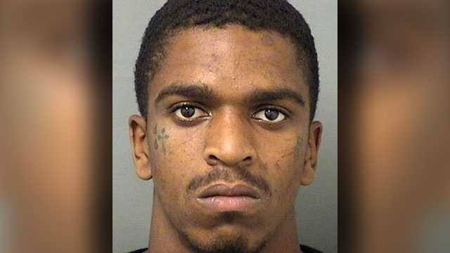 Hakeem Hogg is charged with one count of attempted first-degree murder.