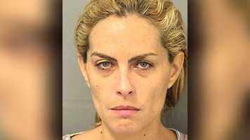 Maria Vanes De La Fuente Caro, 36, is charged with 1 count of money laundering, 5 counts of deriving support from the proceeds of a prostitute and 1 count own/maintain place for prostitution.