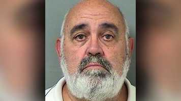 George W. Meada, 64, is charged with Hit and Run – Failing to Remain at a Scene Involving Death.